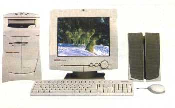 Compaq Presario Tower Computer Os Office Net Loaded Series Cm1001